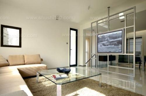 屏风隔断电视墙 屏风隔断电视墙的设计类型