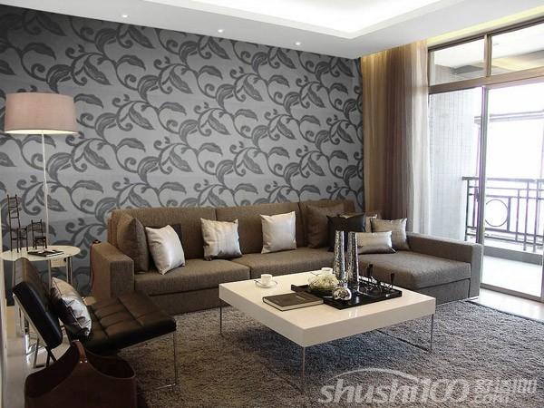 家装无缝墙布效果图-墙布的缺点 无缝墙布的优缺点介绍高清图片