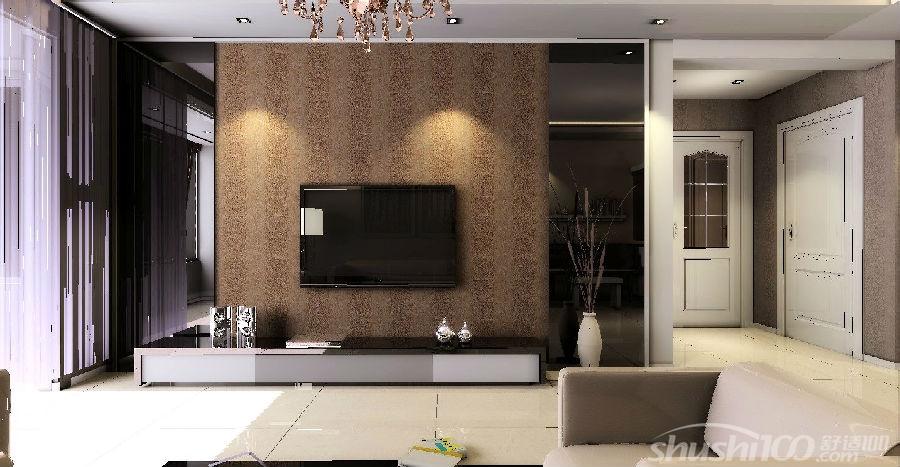 欧美风格电视墙—装修必须避免的误区