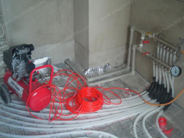 地暖安装示意图,地暖安装步骤