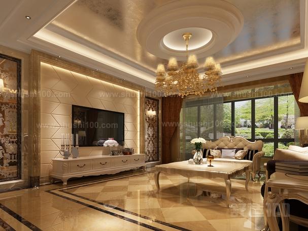 也是目前住宅别墅装修最流行的风格