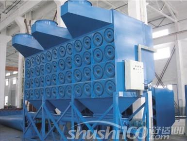 组合式滤筒除尘器 简述组合式滤筒除尘器