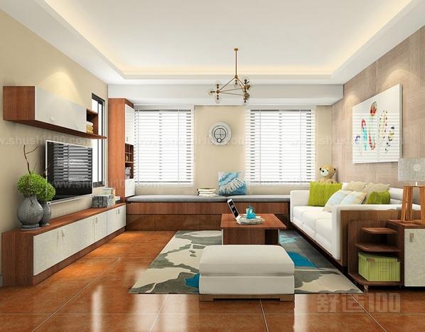 客厅开放式储物间—客厅开放式储物间设计要点