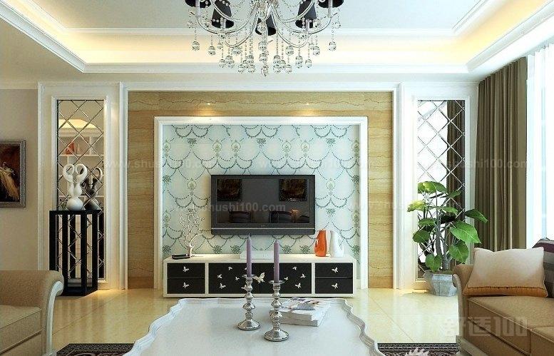 背景墙玻璃—玻璃电视背景墙装修规划