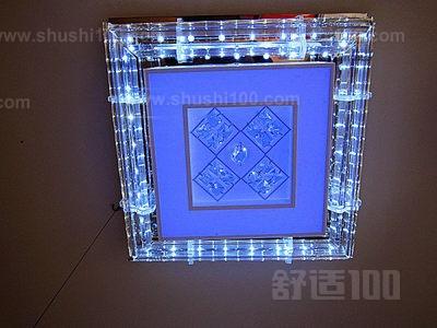 欧普led水晶灯—欧普led水晶灯的清洗技巧介绍图片