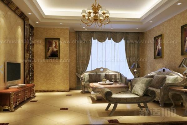 欧式客厅窗帘—欧式客厅窗帘品牌介绍