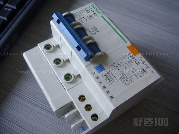 漏电如何接线—漏电保护器的接线方法及注意事项