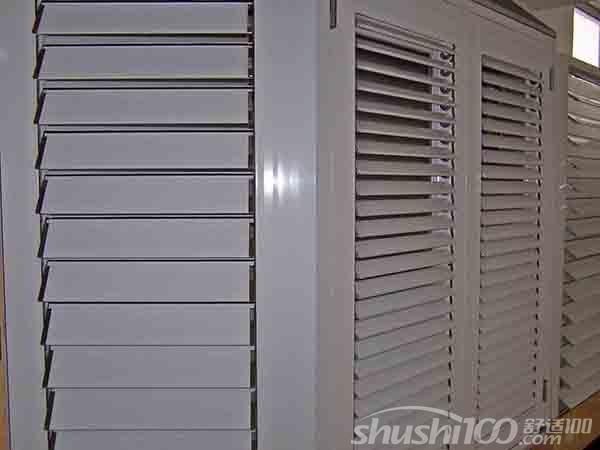 铝合金空调百叶窗—怎样设计安装空调百叶窗