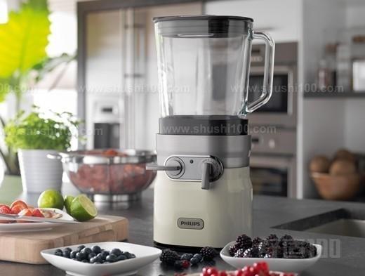 什么样的榨汁机好—好的榨汁机各类要素