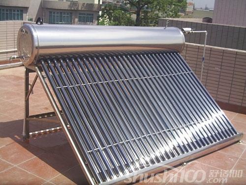 太阳能热水器水箱结构 太阳能热水器水箱及总体结构介绍