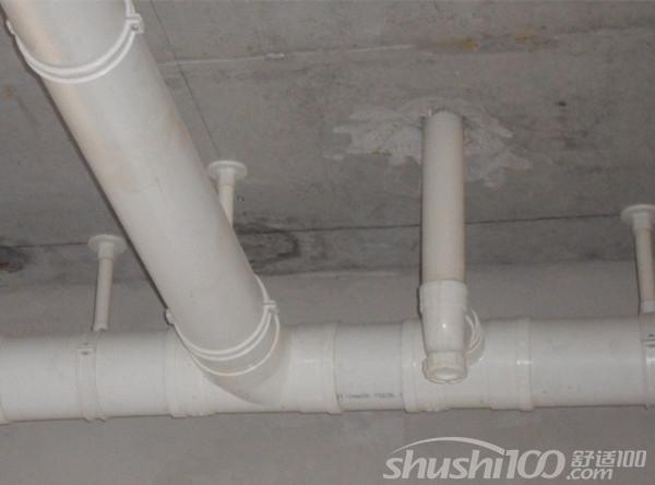 埋設在地下或地板下的排水管道的檢查口,應設在檢查井.