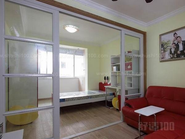 客厅与卧室隔断—客厅与卧室隔断可以怎么设计