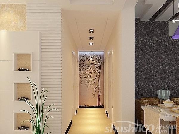 装修的好坏会影响到整体的装修效果,而且过道走廊的设计也有风水方面