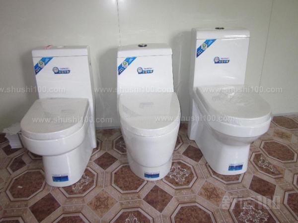 虹吸式马桶分类—按排污方向分