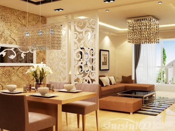 客厅餐厅隔断 客厅餐厅隔断怎么设计