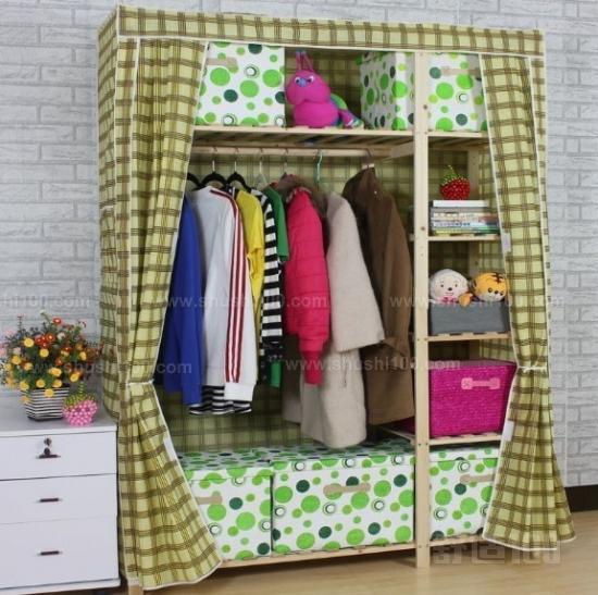 布衣柜的安装方法——安装步骤具体分析