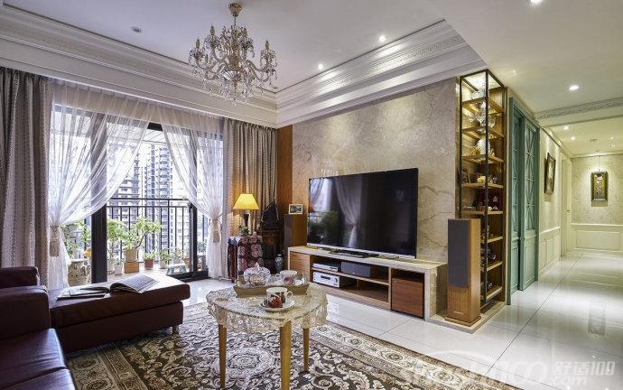 客厅电视墙设计 客厅电视墙设计风格