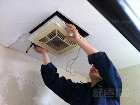 换气扇如何安装,换气扇安装位置