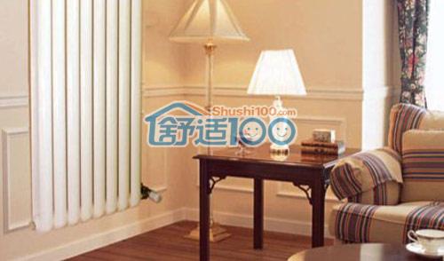 资讯中心 学知识 效果图展 > 正文  舒适100网讯暖气片通常安装在客厅