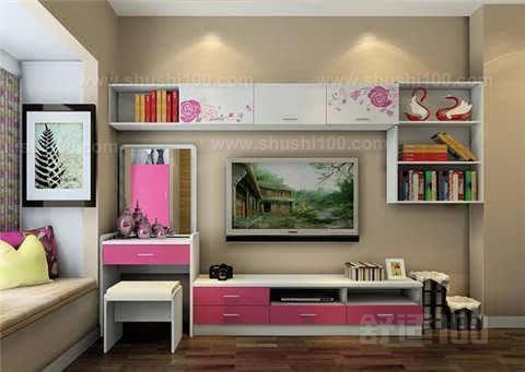 梳妆台电视柜组合—梳妆台电视柜组合的选购注意事项
