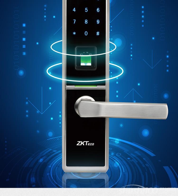 中控智能门锁—小编带你一起来了解新技术门锁