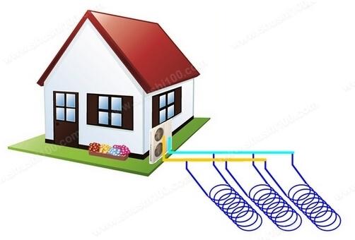 地源热泵地埋管设计-地源热泵地埋管设计的方法和需要注意的问题