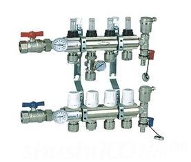 地暖分水器怎么安装—地暖分水器安装的具体方法