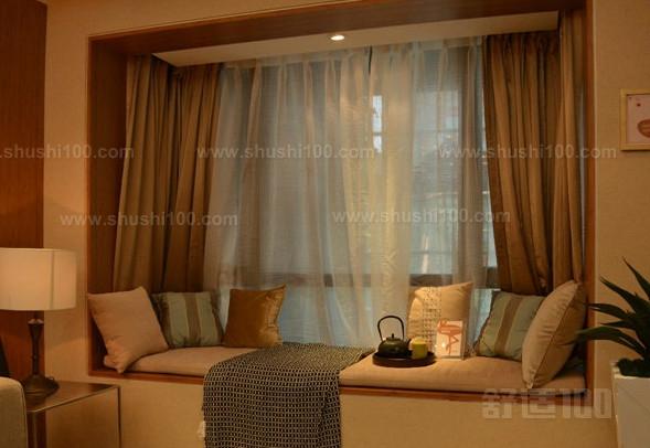 飘窗怎么安窗帘—飘窗窗帘的安装方法有哪些
