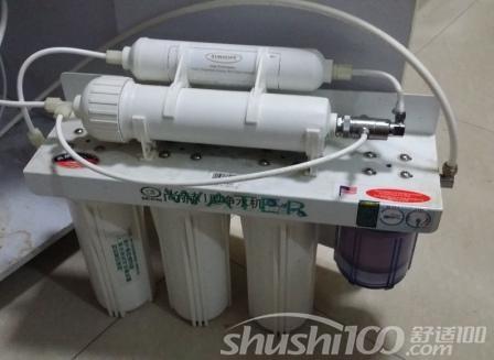尚赫净水机如何安装—尚赫净水机安装步骤介绍