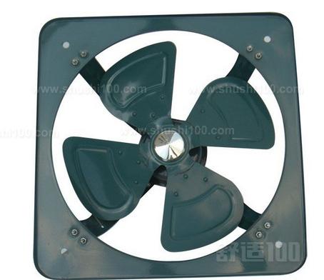 厨房排气扇安装—厨房排气扇正确的安装方法