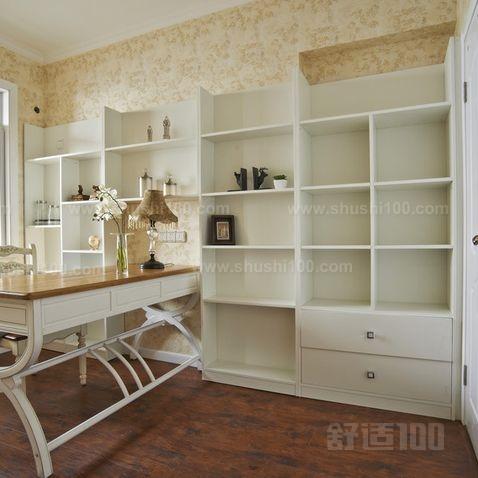 装修书架—家庭装修书架的方法