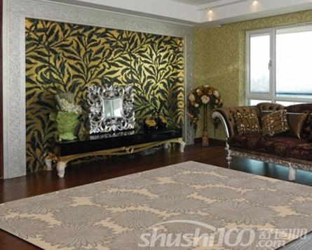 欧式地毯地垫—欧式装修不能缺少的风景
