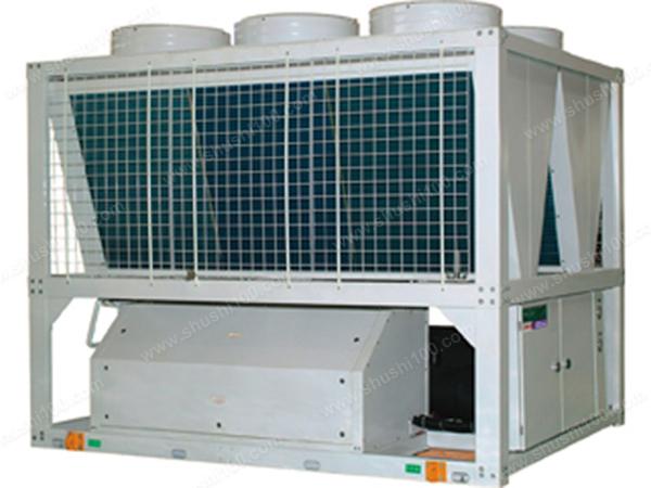风冷热泵供暖─风冷热泵供暖的性能