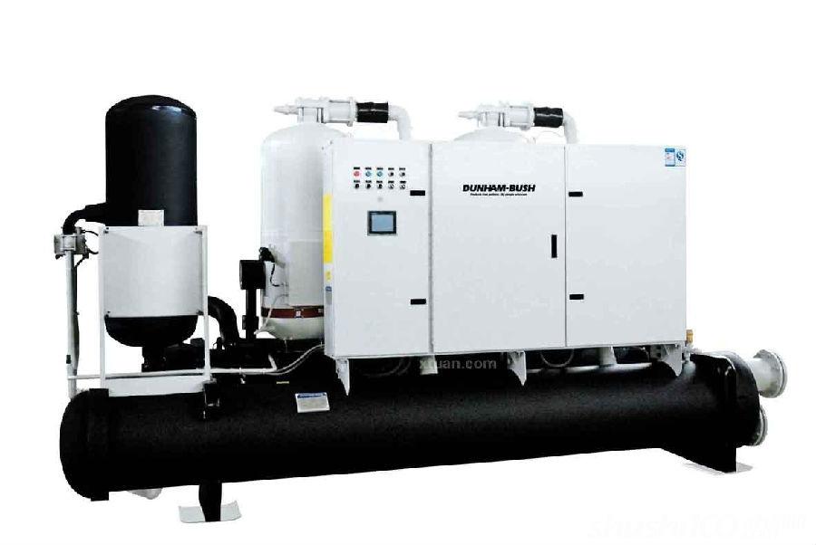 地源热泵施工图片—地源热泵施工方法步骤介绍