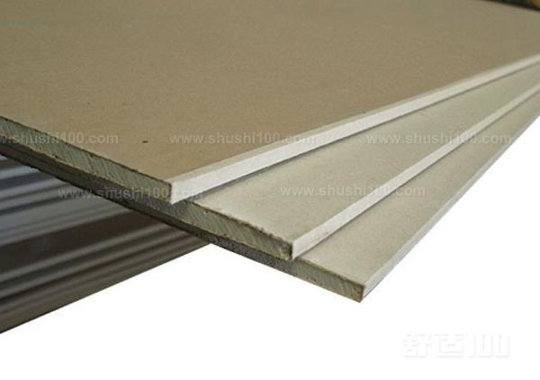 石膏板是什么—石膏板简介以及主要分类