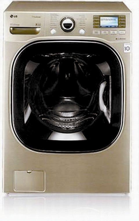 在洗衣机内部装有超声波高频振荡器