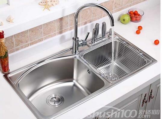 厨房水槽有哪几种?