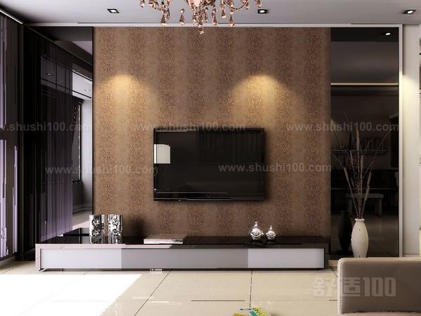 在客厅里面电视背景墙是很重要的,现在很多人会选用玻璃来作为背景墙