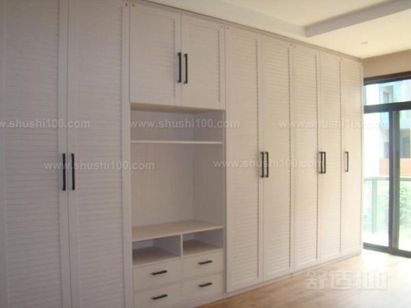 卧室衣柜内部结构—卧室衣柜内部结构介绍 - 舒适100网
