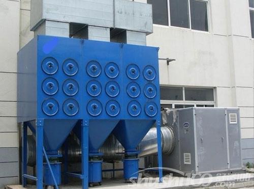 滤筒除尘器原理—滤筒除尘器原理及特点介绍