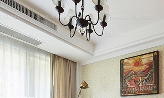 风管机怎么样—风管机空调介绍以及它的优缺点