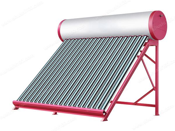 太阳能热水器选购技巧产品质量和技术指标 1.热性能指标中,平均日效率越高越好,平均热损系数越低越好。 2.细观察真空管内玻璃管上的涂层,这层涂层叫太阳能选择性吸收涂层,质量好的涂层颜色均匀,膜层无划痕、无起皮或脱落现象,玻璃上也没有结石或节瘤现象,支撑内玻璃管的支撑件放置端正、不松动。 3.