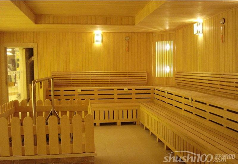 日式桑拿房—日式桑拿房的使用方法