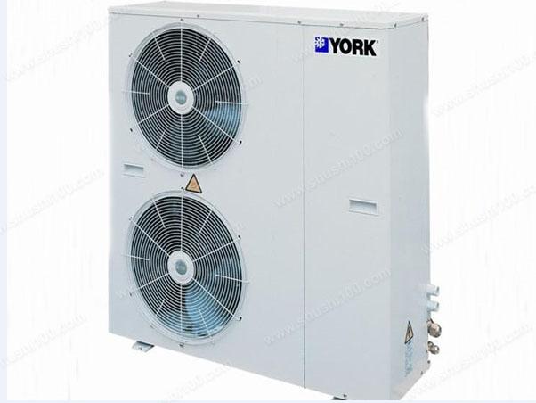 约克中央空调系统─约克中央空调系统的工作原理