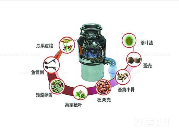 垃圾处理器的产品介绍—垃圾处理器的好处及品牌介绍