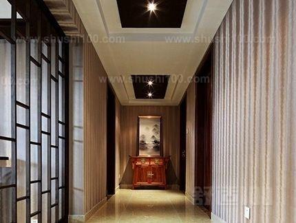 门厅过道吊顶装修效果图-门厅过道吊顶 门厅过道吊顶的风水禁忌及破