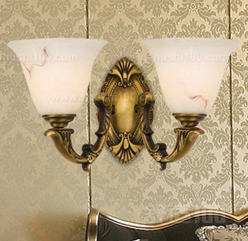 美式卧室壁灯—美式卧室壁灯选购和安装方法介绍