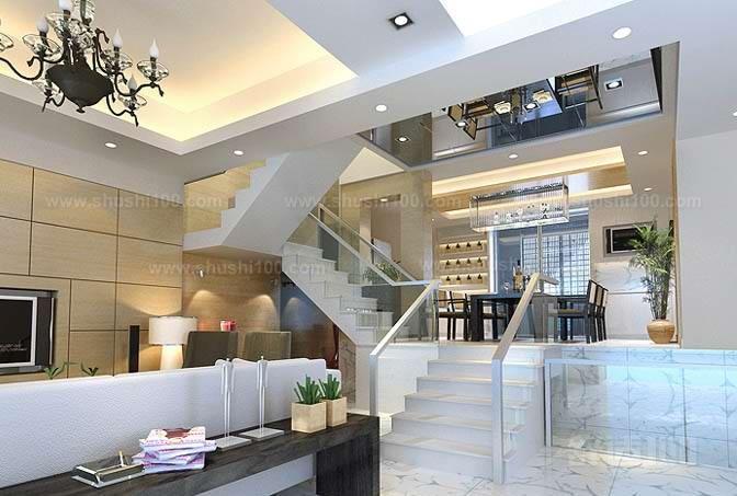 别墅楼梯间-尺寸别墅踏步楼梯是-舒适10福清别墅多图片