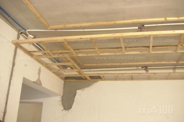 木龙骨吊顶—木龙骨吊顶施工工艺