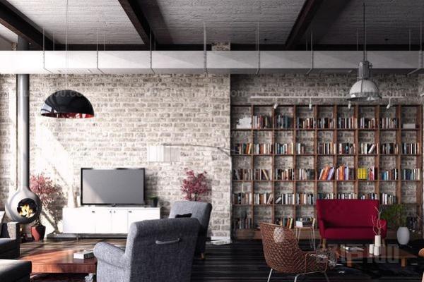 在地板的选择方面,色泽饱满,深色典雅的花色都可最大限度的体现欧式风格。如红檀,黄檀,古典橡木等花色。如果是复式的房子,一楼大厅的地板可以采用石材进行铺设,这样会显得大气。如果是普通居室,客厅与餐厅最好还是铺设木质地板。 地毯:地毯的舒适脚感和典雅的独特质地与西式家具的搭配相得益彰。